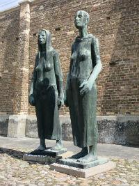 Vrouwen in Ravensbrück
