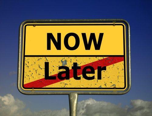 Van 'ervaren van het nu' naar 'leven in het nu'