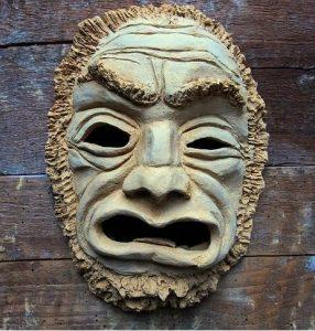 Masker van haat